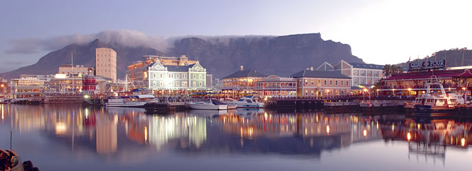 Pierhead & Table Mountain